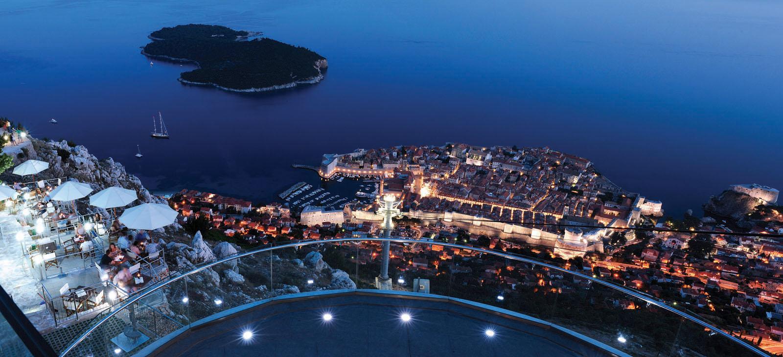 Panorama Restaurant Bar Dubrovnik Awake All Your Senses